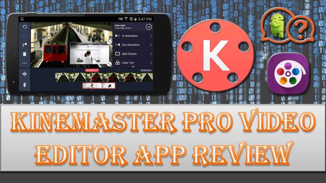 Free]* KineMaster – Pro Video Editor APK App Download