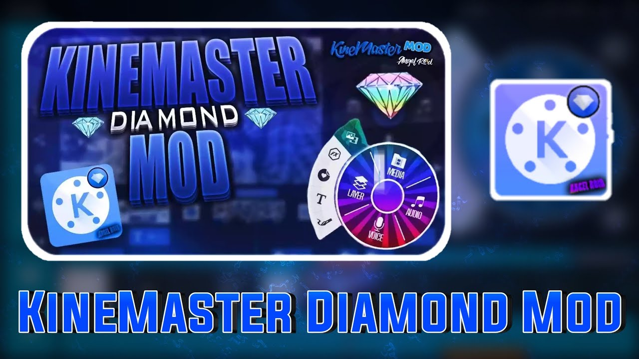Download Kinemaster Diamond Mod APK {Free Version 2019